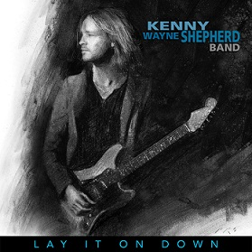 "Kenny Wayne Shepherd Band ""Lay It On Down"" 2017"