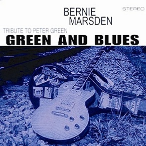 "Bernie Marsden ""Green and Blues"""